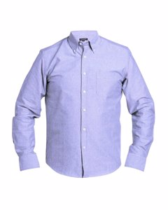 Casual Oxford Shirt Light Blue