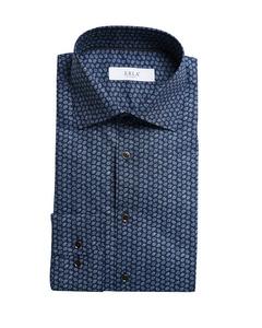 Paisley Shirt Blue