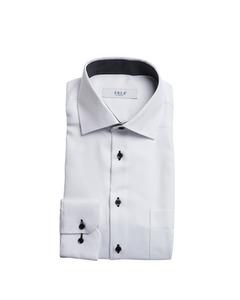 Dobby Shirt White