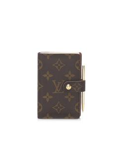 Louis Vuitton Mini Monogram Agenda Brown