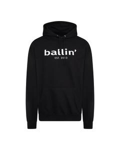Ballin Est. 2013 Basic Hoodie Zwart