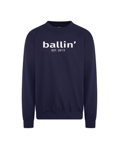 Ballin Est. 2013 Basic Sweater Bla