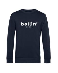 Ballin Est. 2013 Basic Sweater Blauw