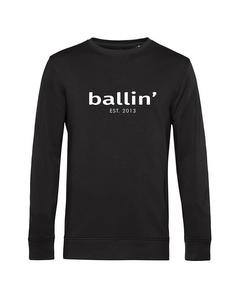 Ballin Est. 2013 Basic Sweater Zwart