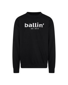 Ballin Est. 2013 Basic Sweater Svart