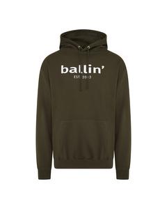 Ballin Est. 2013 Basic Hoodie Groen