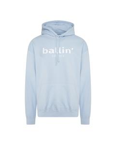 Ballin Est. 2013 Basic Hoodie Blau