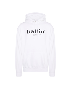 Ballin Est. 2013 Basic Hoodie Wit
