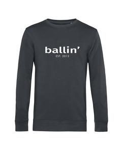 Ballin Est. 2013 Basic Sweater Grijs