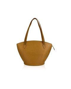 Louis Vuitton Vintage Yellow Epi Leather Saint Jacques Gm Tote Bag