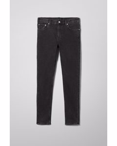 Form Skinny Jeans Tuned Black