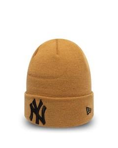 League Estl Cuff Knit Kids Ne Wht