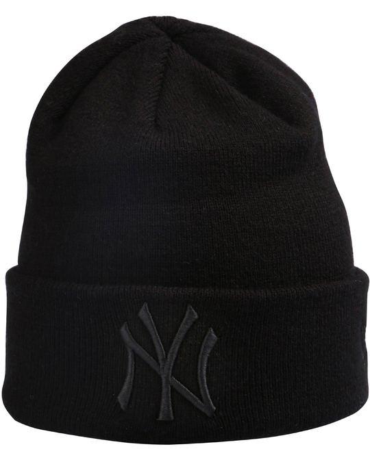 New Era Basic Cuff Knit Black