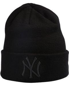 Basic Cuff Knit Black