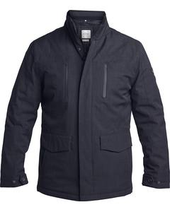 Water Repellant Field Jacket Greymelange