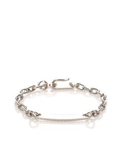 Louis Vuitton Rosin Chain Bracelet Silver