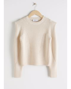 Sweater Light Beige