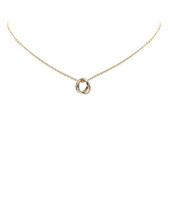 Cartier Trinity Necklace Gold