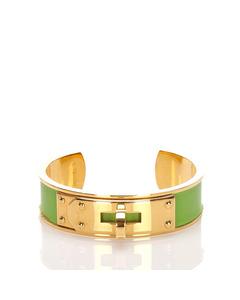 Hermes Kelly Bangle Gold