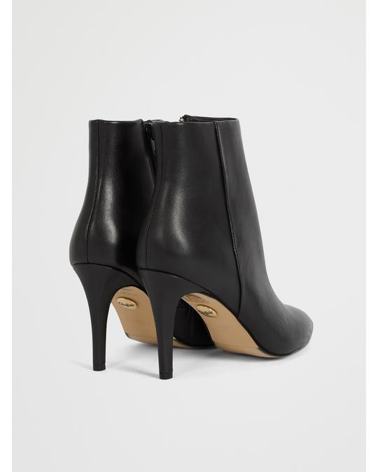 Buffalo 1714b44-1 Ankle Boots Black
