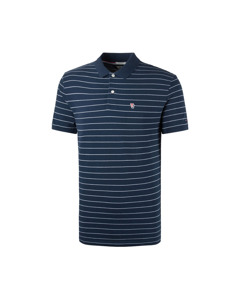 Tommy Hilfiger Regular Fit Polo Blau