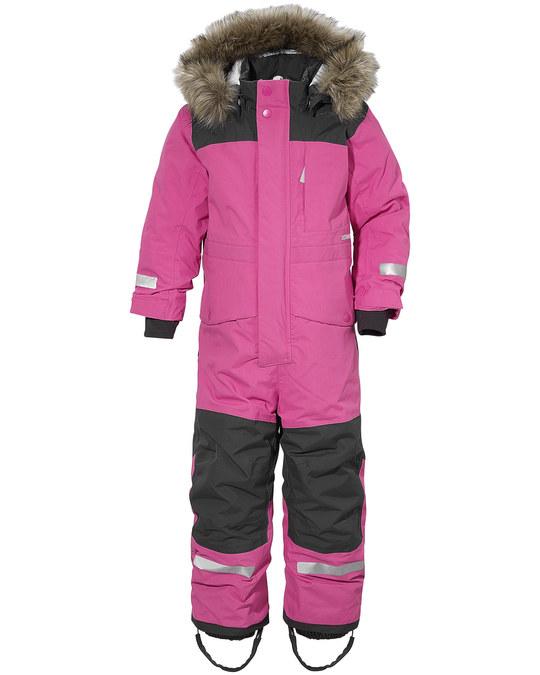 Didriksons Polarbjörnen Kids Co Plastic Pink