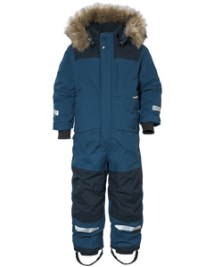 Polarbjörnen Kids Co Hurricance Blue