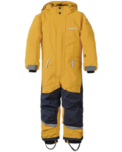 Aslan Kids Coverall Oat Yellow