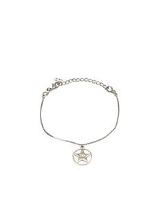 Dior Silver-tone Charm Bracelet Silver