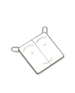 Hermes Symbole Pendant Silver