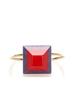 Fendi Rainbow Ring Red