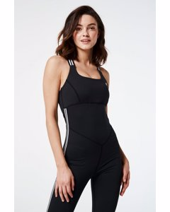 Selfie Body Suit  Black