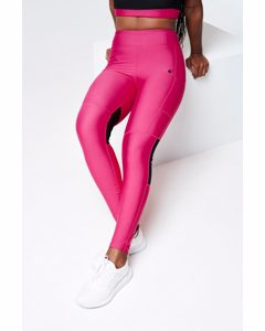 Hyper Cool Tights  Pink