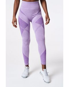 Sculpt Tights Seamless  Purple Melange