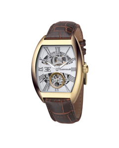 Holborn Automatic Skeleton Watch - Es-8015-03