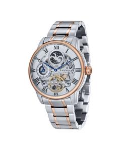 Longitude Automatic Skeleton Watch - Es-8006-33
