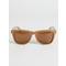Wellington Acetate Sunglasses Beige