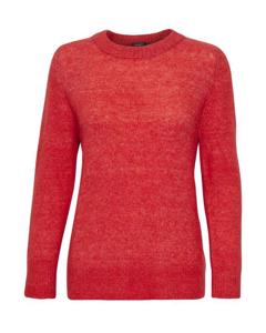 Sl Angel Crew-neck Pullover Ls High Risk Red
