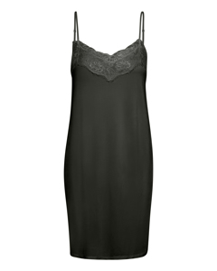 Elize Slip Dress Black