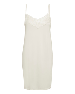 Elize Slip Dress White Smoke