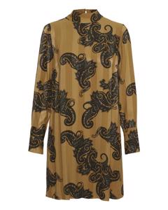 Keeliaiw Dress Golden Tapenade Paisley
