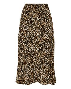 Subira Skirt Leopard