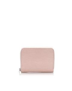 Louis Vuitton Epi Zippy Coin Purse Pink