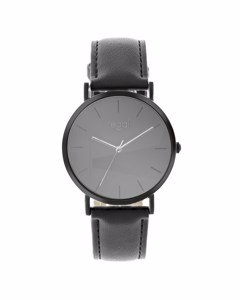 Regal Herren-Armbanduhr mit schwarzem Band