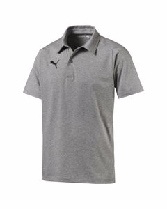 Liga Casuals Polo-655310 33 Medium Gray
