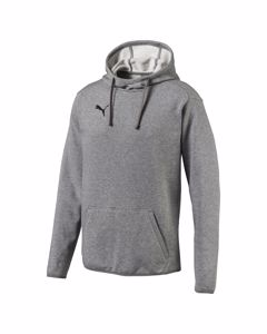 Liga Casuals Hoody Medium Gray Heather