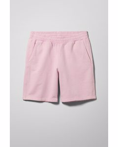Hakim Washed Jersey Shorts Pink