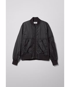Blaise Bomber Jacket Black