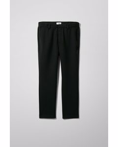 Arvid Trousers Black