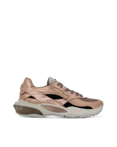 Valentino Bounce Sneakers Gold